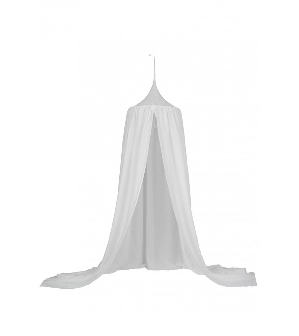 Baldachim Bawełniany Biały
