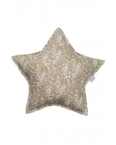 Bawełniana Poduszka Gwiazdka