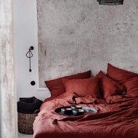 Dla wszystkich , którzy w ten weekend chcieliby zostać w swoich łóżkach 🍁  #linenbedding