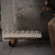 Nasze lniane pikowane materace ... lubicie niezmiennie 🤍🍃  Miłego dnia Kochani 🍂  •   Our linen quilted mattresses ... you like it invariably 🍃   Have a nice day 🍂  #minimalism #minimalinterior #len #lino #livingroom #bedroomdesign #homedecor #futon #linenfuton #linenmattress #frenchmattress
