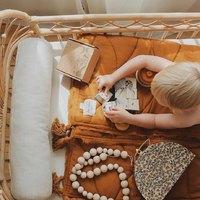 Poduszki w kształcie wałka , używacie ?   Można je wykorzystywać na wiele sposobów , często sprawdzają się w łóżeczkach niemowlęcych 🕊  Wykonane z naturalnego , zmiękczanego lnu, dostępne w 5 kolorach ✨  www.zanabymama.pl   •   Roller pillows, do you use them?   They can be used in many ways, they often work well in baby cots 🕊   Made of natural, softened linen, available in 5 colors ✨  #poduszka #pillow #pillows #len #lino #linenpillow #lnianepoduszki #linenbedding #lnianapościel #poduszkawalek #bebyroom #kidsroom #homedecor #homedesign