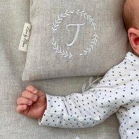 Słodkich snów dla Waszych Maluszków 💫  Gwarantujemy , że w naszych lnianych pościelach wyśpią się najlepiej 🌱  •   Sweet dreams for your little ones 💫   We guarantee that they will sleep the best in our linen bedding 🌱  #nightnight✨