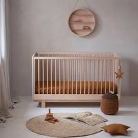 Uwielbiamy ten minimalizm 🧡   •   We love this minimalism 🧡   #kidsroom #babyboy #babygirl #babyroom #babyshower #kidsroom #kidsdecor #kidsdesign #kidsroomdecor #pokojdziecka #pokojdziewczynki #pokojchlopca #len #lino #linenlove #lnianaposciel #linenbedding